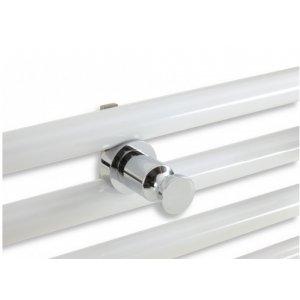 Novaservis Metalia Háčik jednoduchý na otopný rebrík 45x22mm,chróm 6230/1.0