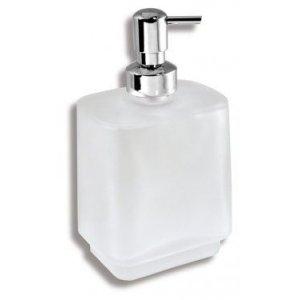 Novaservis Metalia 4 Dávkovač mydla na postavenie rôzne prevedenia
