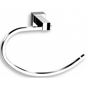 Novaservis Titania Anet Držiak uterákov oválny 220x65x140mm, chróm 66301.0
