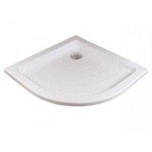 Ravak Ronda Sprchová vanička, štvrťkruhová akrylát, rôzne rozmery a prevedenia