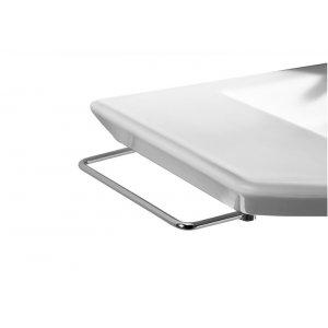 ROCA Hall Chrómový držiak na uteráky 220 mm A840597001 (7840597001)