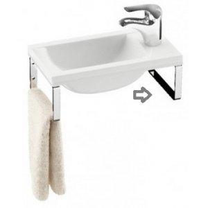 Ravak Classic Konzola k umývadlu chróm 400 B14000100P