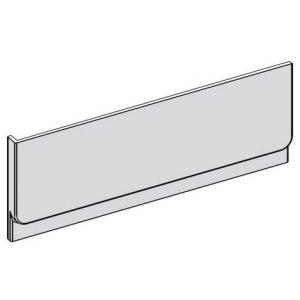 Ravak Chrome Panel čelný  biela, rôzne rozmery