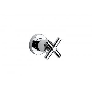 """ROCA Loft chrom 75A1543C00 Uzavírací podomítkový ventil 1/2 """"(A5A1543C00)"""