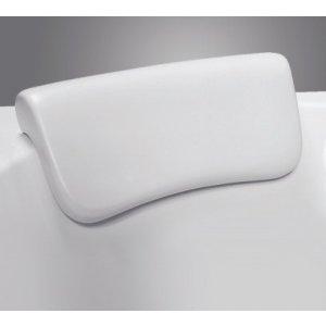 SANTECH Standard Podhlavník biela, sanitárny PUR SAPODSTA