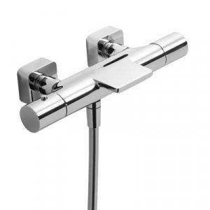 Tres Loft 200.174.01 Termostatická baterie pro vanu-sprchu s vodopádem různé varianty