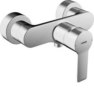 HANSA LIGNA Páková sprchová batéria, DN 15 (G 1 / 2) pre nástennú montáž 06670103