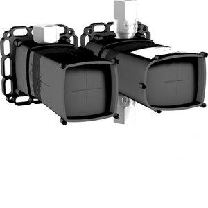 HANSA MATRIX/BLUEBOX Podomietkové teleso, DN 15 termostatická batéria 44020000