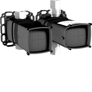 HANSA MATRIX/BLUEBOX Podomietkové teleso, DN 15 termostatická batéria 44030000