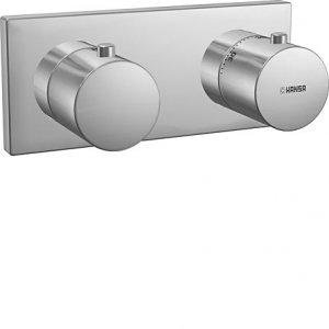 HANSA LIVING Matrix podomietková termostatická sprchová batéria 44539503