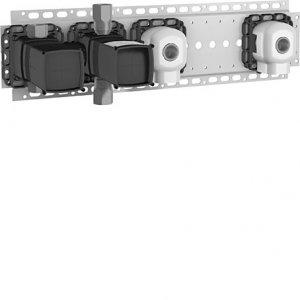HANSA MATRIX/BLUEBOX Podomietkové teleso - inštalačný balík 02 páková batéria, DN 15 (G1 / 2) 44860020