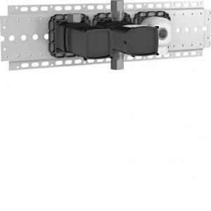 HANSA MATRIX/BLUEBOX Podomietkové teleso - inštalačný balík 03 batéria s termostatom, DN 15 (G1 / 2) 44860030