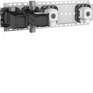 HANSA MATRIX/BLUEBOX Podomietkové teleso - inštalačný balík 05 batéria s termostatom, DN 15 (G1 / 2) 44860050