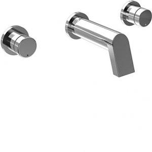 HANSA STELA Umývadlová 3-otvorová batéria pod omietku DN 15 rôzne varianty