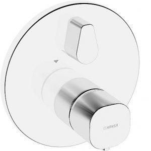 HANSA LIVING Súprava na konečnú montáž s funkčnou jednotkou, Vaňový termostat, DN 15 (G1/2) rôzne varianty
