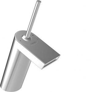 HANSA STELA Jednootvorová páková batéria pre umývadlo, DN 15 chróm 57131101