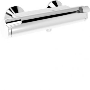 HANSA FIT Sprchová termostatická batéria, DN 15 (G 1/2) chróm 65140101