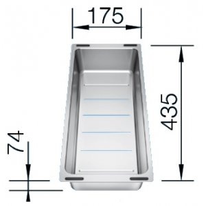 Blanco Miska MEVIT XL 6 S 227689