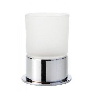 Bemeta OMEGA Držiak kefiek, poháre 80x100x80 mm, chróm 138110061