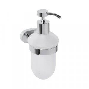 Bemeta OVAL Dávkovač tekutého mydla 75x170x110 mm, 200 ml 118409011