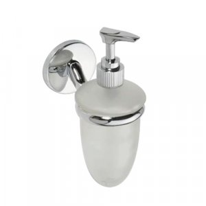 Bemeta ALFA Dávkovač tekutého mydla 75 x 165 x 120 mm, 200 ml 102408022