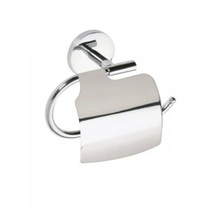 Bemeta ALFA Držiak toaletného papiera s krytom 175x160x70 mm 102412012