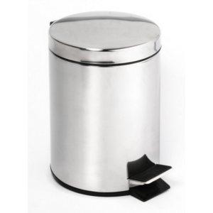 Bemeta Odpadkový kôš nerez rôzne rozmery