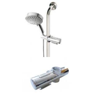 Bemeta HELP Držiak sprchy 180x60x45 mm 338514372
