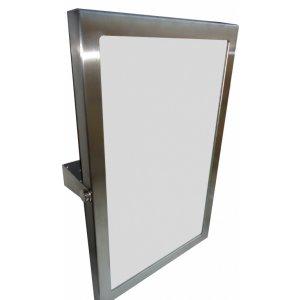 Bemeta HELP Výklopné zrkadlo 400x600x120 mm, rôzne prevedenia