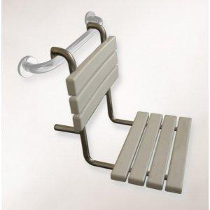 Bemeta HELP Závesné sprchové sedátko 440x500x470 mm 338125081