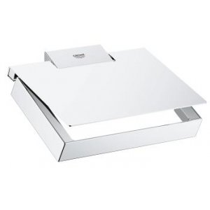 Grohe Selection Cube Držiak toaletného papiera chróm 40781000 (40 781 000)