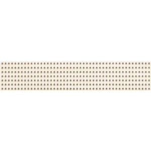Paradyz Doppia 4,8x25 cm béžová lesklý L048X2501DOPPBE Lišta