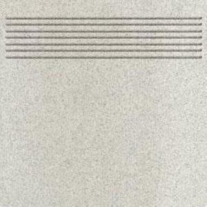 Paradyz Iowa 30x30 cm šedá matný Q300X3001IOWASP Schodisková dlažba