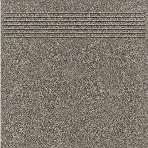 Paradyz Virginia 30x30 cm šedá matný Q300X3001VIRGSP Schodisková dlažba