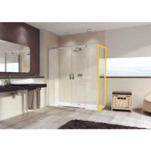 Huppe Aura elegance Bočná stena pre posuvné dvere 2-dielne s pevnými segmentami/a protisegmentom rôzne typy