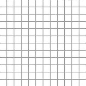 Paradyz Albir 29,8x29,8 cm bianco matný MP298X2981ALBIBI Mozaika A