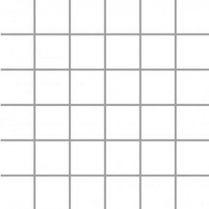 Paradyz Albir 29,8x29,8 cm bianco matný MP298X2981ALBIBI44 Mozaika C