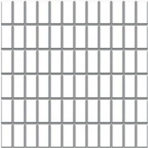 Paradyz Altea 29,8x29,8 cm bianco lesklý MP298X2981ALTEBI24 Mozaika B