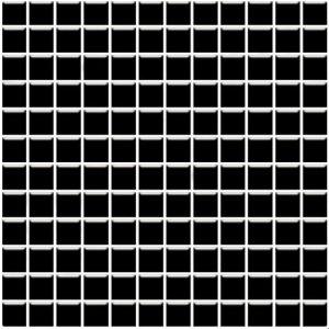Paradyz Altea 29,8x29,8 cm nero lesklý MP298X2981ALTENE Mozaika A
