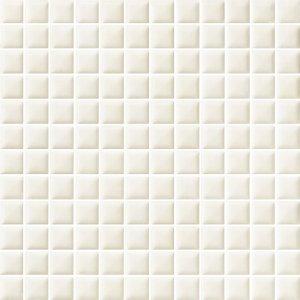 Paradyz Antonella 29,8x29,8 cm bianco lesklý MP298X2981ANTOBI Mozaika