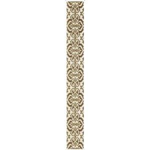 Paradyz Coraline 7x60 cm hnedá lesklý L070X6001CORABRCL Lišta
