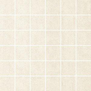 Paradyz Doblo 29,8x29,8 cm bianco matný MC298X2981DOBLBI Mozaika