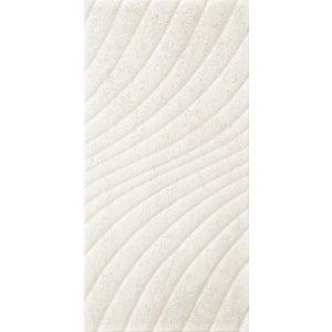 Paradyz Emilly 30x60 cm bianco matný SS300X6001EMILBI Obklad Štruktúra