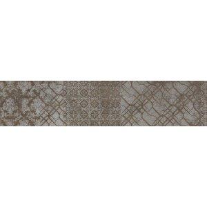 Paradyz Maloe 21x98,5 cm hnedá matný L215X9851MALOBR Lišta