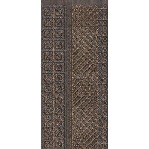 Paradyz Meisha 9x60 cm hnedá L090X6001MEISBR Lišta