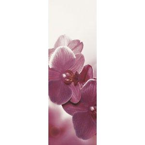 Paradyz Abrila 20x60 cm bianco lesklý I200X6001ABRIBK Obklad INSERTO Kvet B
