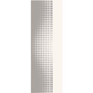 Paradyz Midian 20x60 cm bianco I200X6001MIDIBIPU Obklad INSERTO Punto