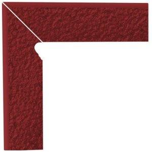Paradyz Natural 8x30 cm rosa matný Z080X3001NATUROLE Sokel dvojelementový ľavý DURO