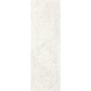 Paradyz Nirrad 20x60 cm bianco matný SS200X6001NIRRBI Obklad Štruktúra