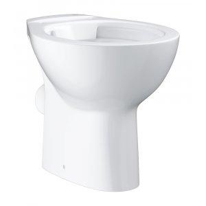 Grohe Bau Stojace WC rôzne prevedenia, alpská biela